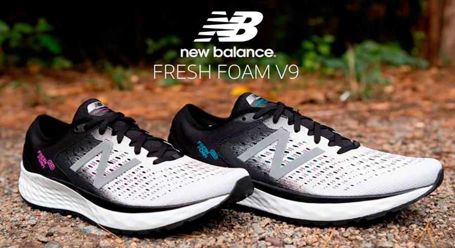 Portada New Balance Fresh Foam v9