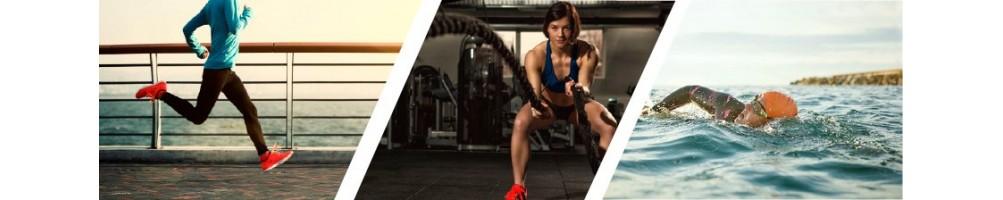 Deportes: running, fútbol, fitness ...